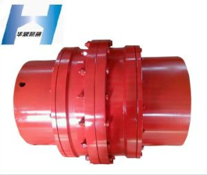 High Quality Elastic Drum Gear Coupling (GIICL) pictures & photos