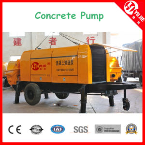 80m3/H Diesel Concrete Pump, 150m High Concrete Pump pictures & photos