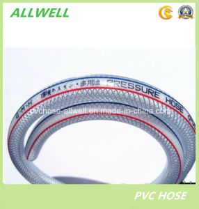 Plastic PVC Product Garden Water Hydraulic Pipe Hose pictures & photos