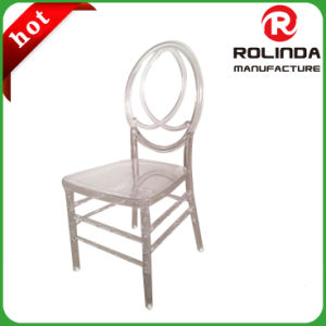Polycarbonate Wedding Tiffany Chiavari Chair/ Resin Phonix Chair for Sale pictures & photos