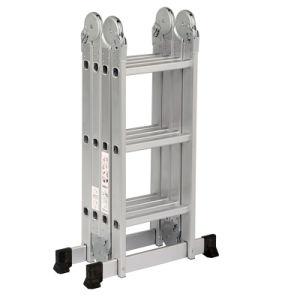 Aluminium Multi-Purpose Ladder with 12 Steps pictures & photos