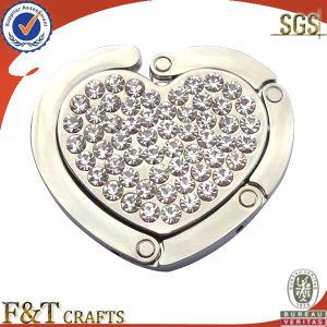 Heart Shape Bag Hanger (FTBH1055H) pictures & photos