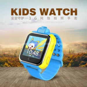 3G GPS Tracker Location Tracking GPS Watch for Kids Device pictures & photos