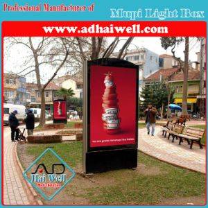 Aluminum Profile Frame Slim LED Advertising Light Box pictures & photos