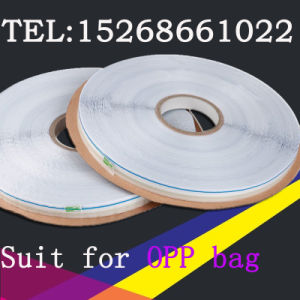 Double Coated Resealable Sealing Tape pictures & photos