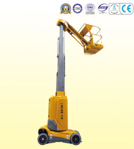 Vertical Mast Type Aerial Work Platform pictures & photos