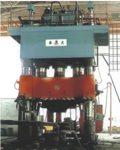 Hydraulic Hot and Cold Forged Machine