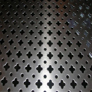 Galvanized Porforated Metal Mesh Manufacturer pictures & photos