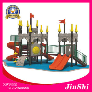 Caesar Castle Series 2018 Latest Outdoor/Indoor Playground Equipment, Plastic Slide, Amusement Park GS TUV (KC-006) pictures & photos