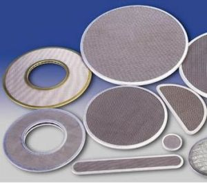 Fine Metal 304 316 Stainless Steel Filter Mesh Screen pictures & photos