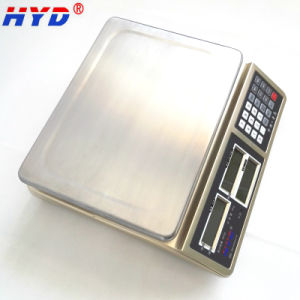 Haiyida Dual Display Weighing Machine pictures & photos