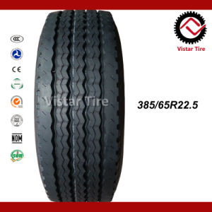 385/65r22.5 Truck Trailer Tire From Tire Factory pictures & photos