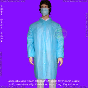 Disposable Medical Laboratory Coat pictures & photos