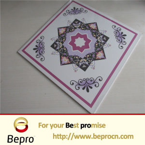 Arabic Style PVC Ceiling Panel Square Shap 595*595mm