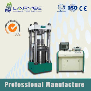 Material Compression Hydraulic Testing Machine (CH24XX) pictures & photos