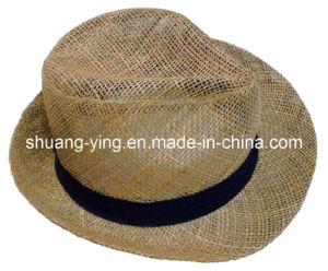 Natural Straw Cap (XCL12021)