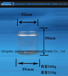 Chinese Classical Candle Holder Glassware for Decoration pictures & photos