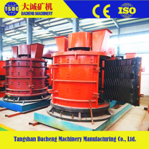 Feldspar Production Line Vertical Shaft Impact Crusher pictures & photos
