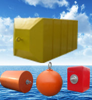 Cylindrical, Chain Through, Pick up Buoys pictures & photos