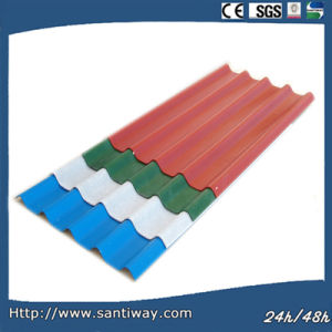 Color-Coated Steel Sheet Made in China pictures & photos