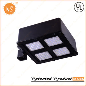 UL Dlc IP65 10000lm 100W LED Area Light Fixtures pictures & photos