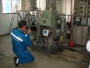 Marine 15ppm Oily Water Separator with Ec CCS Certification pictures & photos