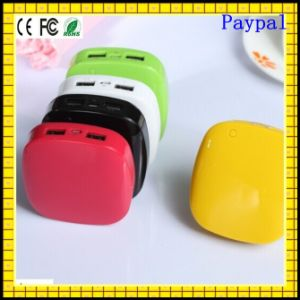 Customized Easy Carry Universal Power Bank with Charging Cable (GC-PB326) pictures & photos