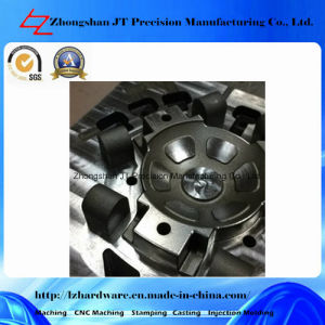 Precision CNC Machining for Die-Casting Mould (LZ103)