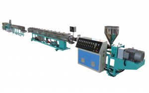 Plastic PVC Profile Extruser Extrusion Machine pictures & photos