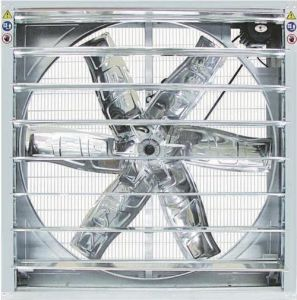 Centrifugal Shutter Exhaust Fan with SGS