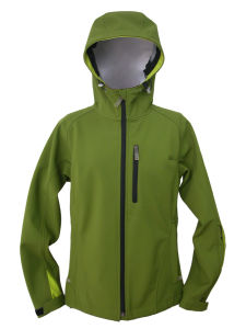 Hoodie Softshell Jacket pictures & photos
