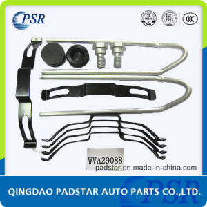 Wva29088 China Manufacturer Wholesales Top Grade Brake Pad Repair Kits pictures & photos
