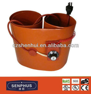 Silicone Rubber Drum Heater 55 Gallons pictures & photos