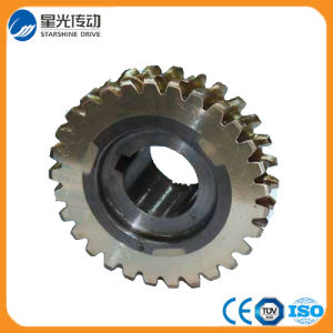 High Quality Worm Wheel with Kk Alloy Copper pictures & photos