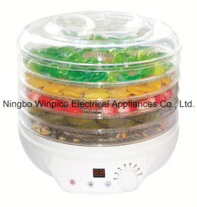 11L Electric Digital Food Dehydrator, Fruit Drying Machine, Vegetable Dryer pictures & photos