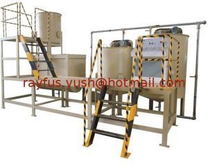 Glue Kitchen for Corrugated Cardboard Production Line by Corn Starch Gum pictures & photos