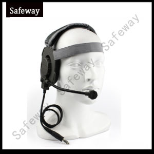 Two Way Radio Tactical Headphone for Motorola T6200 pictures & photos
