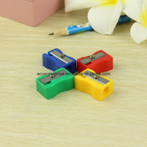 Geometry Shaped Sharpener pictures & photos