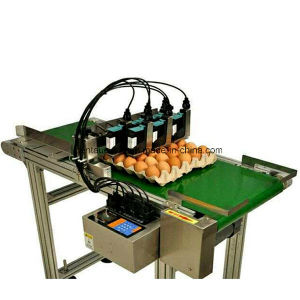 Good Quality Egg Printing Machine/Egg Coding Machine/Egg Marking Machine with Best Price