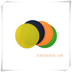 Dog′s Silicone Frisbee for Promotional Gifts (OS02074) pictures & photos
