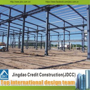Low Cost Prefabricated Light Steel Warehouse pictures & photos