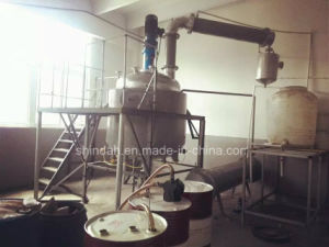 Unsaturated Polyester Resin Epoxy Resin Complete Making Plant Reactor pictures & photos