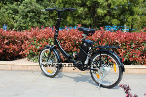 Hot Selling City Folding Electric Bike pictures & photos