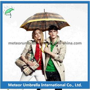Outdoor Anti UV Promotional Gift Auto Straight Golf Umbrella