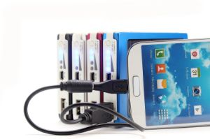 Solar Power Bank for Mobile Phone Charger in High Quality pictures & photos