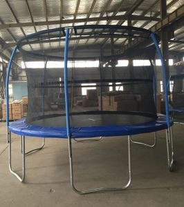 Hrt-12FT Trampoline with 6 Legs pictures & photos