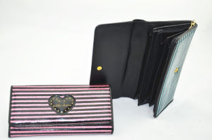Fashion Lady PU Wallet/Purse/Bag (JYW-23001) pictures & photos