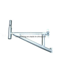 Scaffolding Parts Ledger Brace End/Rosette/Screw Jack/Coupler/Shoring Prop pictures & photos