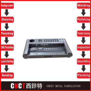 Professional Factory OEM Fabricated Metal Steel Manufacturing pictures & photos