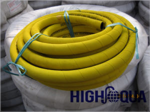 Top Quality Chinese Manufacturer Fabric Braid Air Hose with Cloth Surface pictures & photos